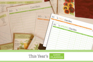 Garden Planner Printable
